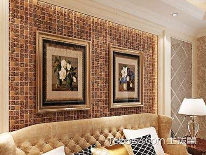 馬賽克瓷磚裝修效果圖,原來它的效果如此驚艷