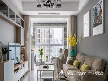 客厅壁纸颜色搭配,不同风格同种美观