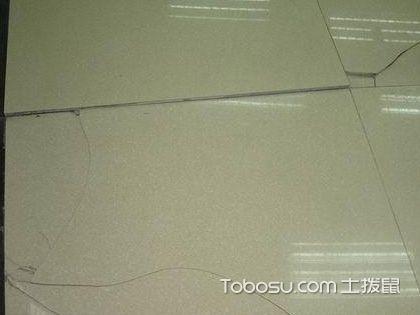 地砖有划痕裂缝怎么办?地砖修补的方法有哪些?