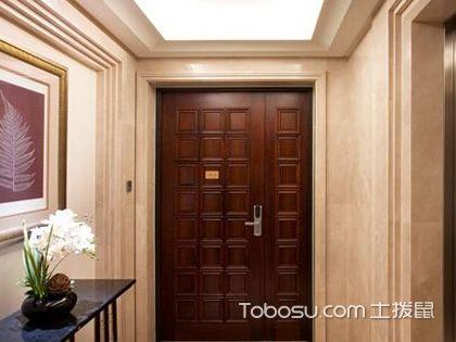 入户门风水禁忌有哪些讲究?入户门如何布局可招财?