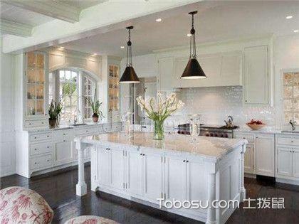 家裝廚房效果圖,這些設計驚艷你的眼球!