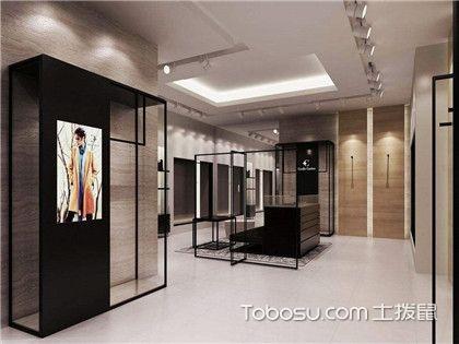 商場10平米女裝裝修效果圖,這么好看的設計你絕對沒看過!
