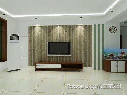 室内客厅背景墙的重要性,室内客厅背景墙应该如何装修?