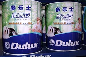 多乐士油漆品牌