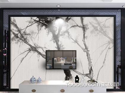 电视背景墙这么装修才时尚,最新客厅电视背景墙装修效果图大全
