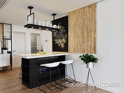 吧台的装修,不同风格的吧台设计