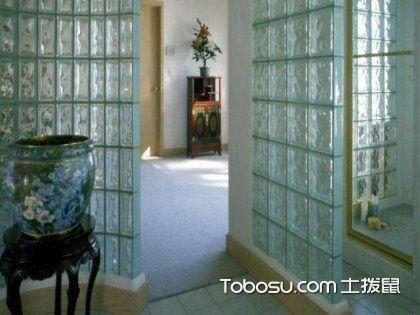 玻璃砖隔墙好不好?玻璃砖隔墙介绍