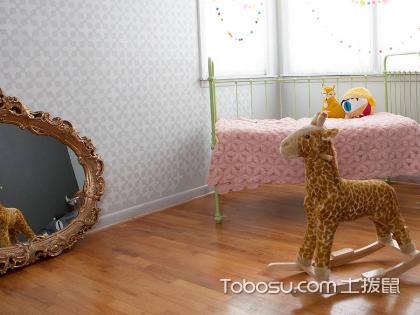 儿童房的地面选择什么材料好?让孩子无忧无虑的玩耍