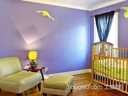 儿童房的颜色如何选择?#31354;?#30830;搭配颜色很重要