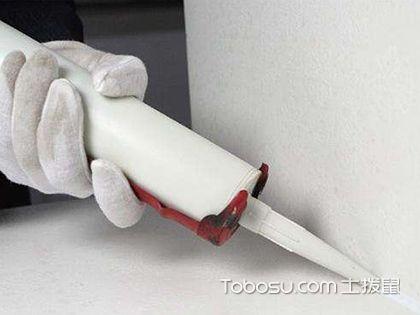 玻璃胶的施工方法与步骤,如何使用玻璃胶?