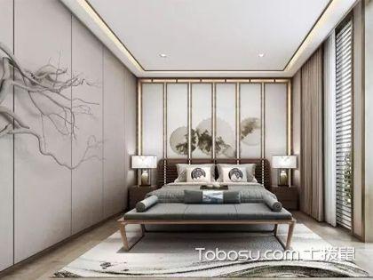 新中式风格三层别墅装修设计方案,古典与现代的完美结合