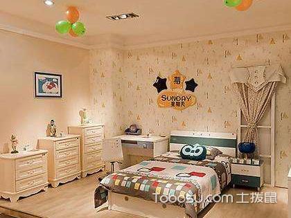 儿童房装修颜色选择,这些颜色可以让孩子的性格更好