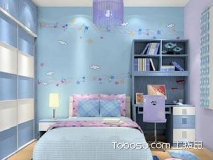南京兒童房裝修效果圖,給孩子創造一個夢想的天堂