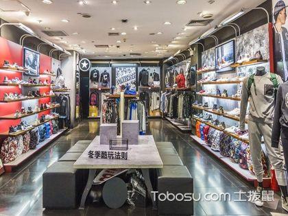 北京专卖店设计,创意店面装修案例分享