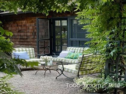 30平方庭院设计实景图,带您领略不一样的轻奢居享