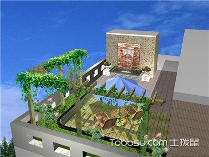庭院魚池假山設計圖,關于陽臺假山魚池的風水