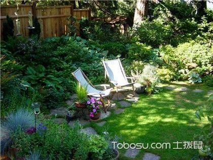 40平米小庭院设计实景图,室内装修设计