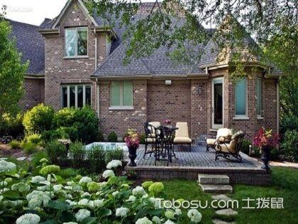 怎么拥有一份美观的30平米微型庭院效果图