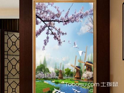 玄关画忌讳有哪些,快看看你家的玄关画选择合适吗