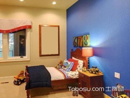 实用儿童房装修效果图,给孩子打造美式田园风格儿童房