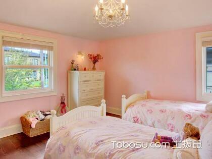 儿童房颜色效果图,温馨儿童房从挑颜色开始