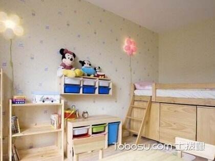 长沙儿童房装修效果图,让孩子有一个舒适的生活乐园