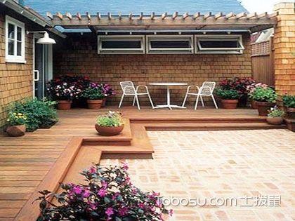 庭院景观风格及案例说,给你不一样的庭院体验