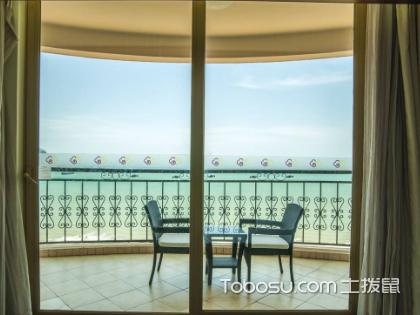 看客廳陽臺設計效果圖,裝修最美最實用的家用陽臺