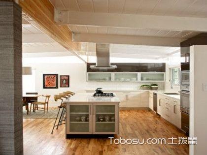 让你学会3平方米的厨房效果图看起来空间更大,美观度更加
