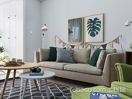 简欧风格设计理念,邀您欣赏135平三室两厅北欧风格设计