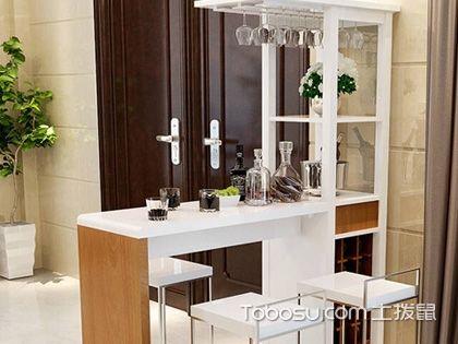 现代简约吧台设计,让生活充满时尚感