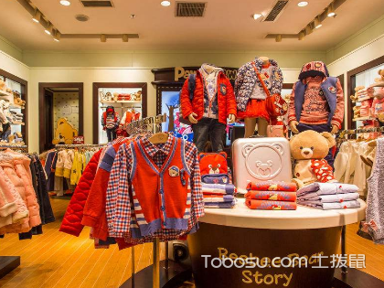童裝專賣店裝修攻略,童裝專賣店的一些裝修技巧