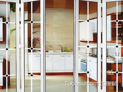 厨房折叠门的优缺点,哪些户型厨房适合使用折叠门
