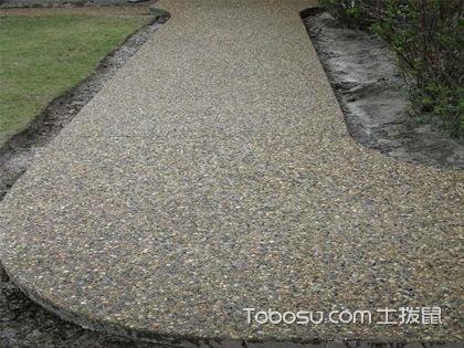 水洗石施工注意事项有哪些?水洗石常见的施工方法是什么?