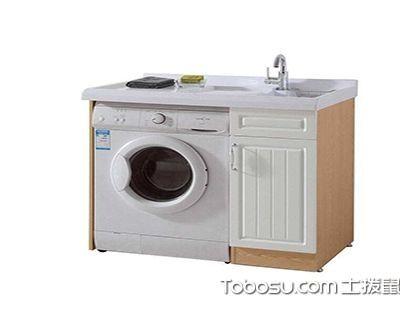 浴室柜洗衣机一体台面什么材质好?浴室柜台面材质介绍