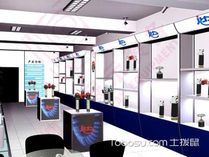 專賣店裝潢效果圖,專賣店裝修設計要點有哪些?