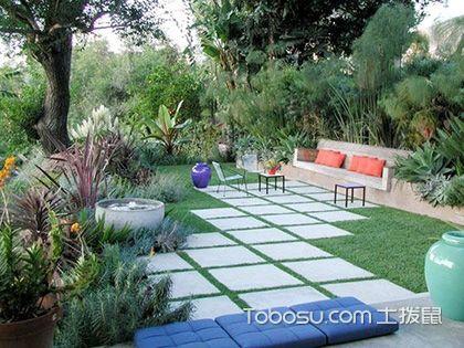 小户型景观庭院设计,你应该知道的细节要点