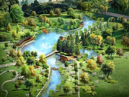 风景园林规划设计,园林布局设计介绍