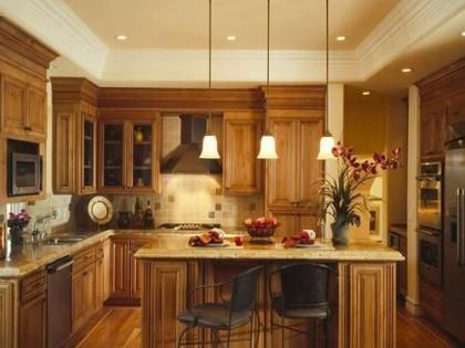 三平米厨房装修效果图,小户型厨房也可以设计很精美