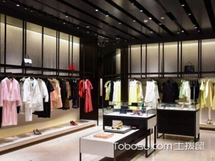 商场女装店装修效果图,女装店如何装修可以更加时尚美观