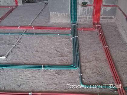 新房水电改造设计图,正确的水电改造非常重要