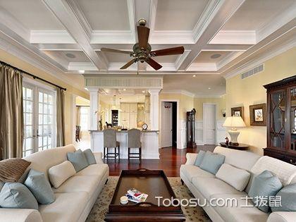 客厅吊扇风水知识,教您如何正确布置吊扇