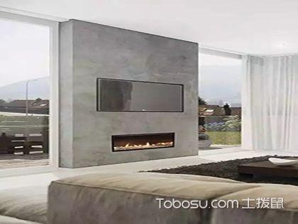 简洁电视背景墙设计,让你的小窝简约又出彩