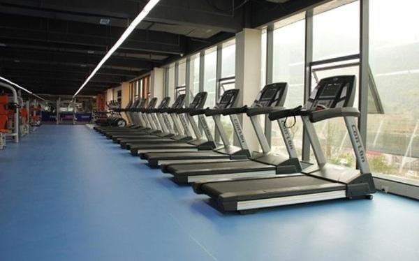 【健身房地板】健身房地板价格_种类_材质