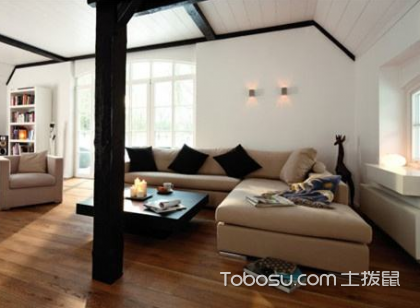 家庭裝修地板效果圖,木地板不二的選擇