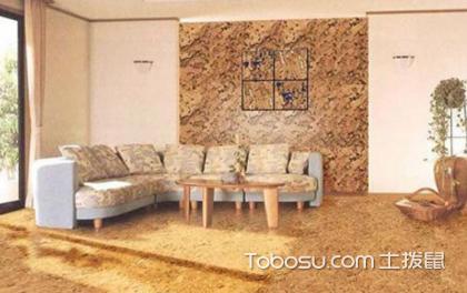 软木地板装修效果图,软木地板好吗?