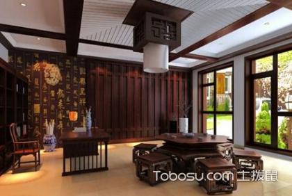 新中式风格适合地板,如何搭配木地板