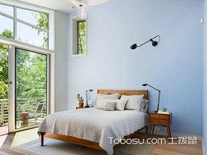 卧室颜色的风水方位,卧室颜色风水禁忌