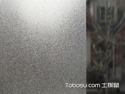什么是磨砂玻璃?磨砂玻璃特点介绍
