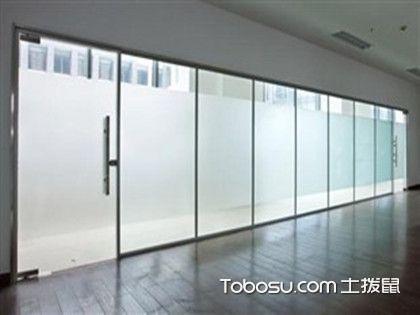 钢化玻璃门如何选购?看钢化玻璃门选购技巧介绍